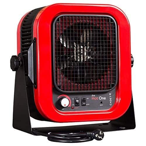 best space heaters for large rooms 2018