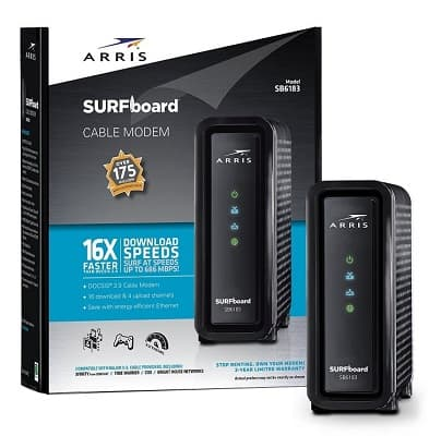 cheap modems for cox