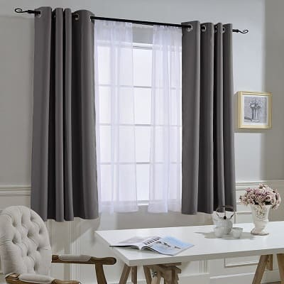 top rated blackout curtains 2018