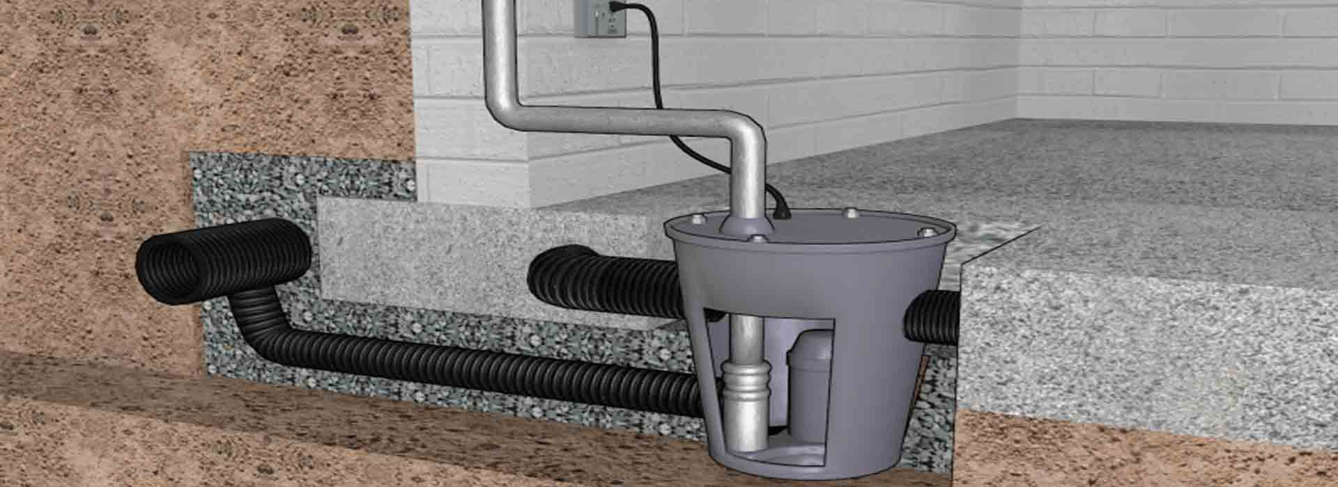 How Sump Pumps Work
