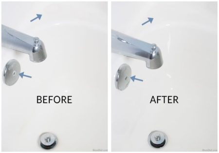 how to get rid of soap scum on shower doors
