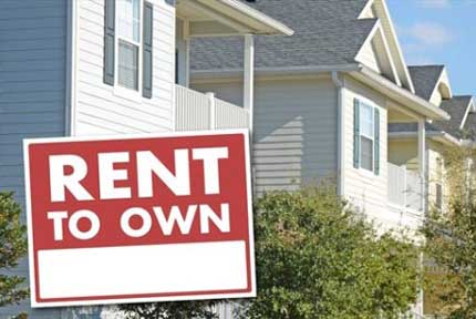 rent to own procedures