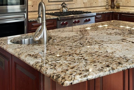 what is granite countertop